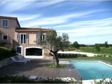 vente maison Roquemaure  590 000  € 280 m²