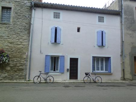vente maison AZILLE 93m2 89000€