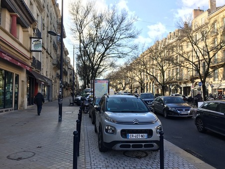 vente Local commercial BORDEAUX 132m2 245600€