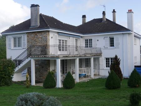 vente maison Saint-Yrieix-la-Perche 262m2 210000€