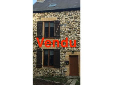 vente maison Revin 66m2 36000€