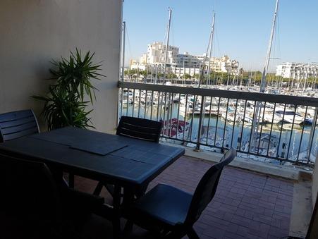 A vendre appartement Carnon plage  170 000  €