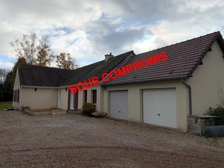 vente maison LISIEUX 115m2 209500€