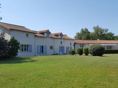 vente maison POUILLE 360m2 390000€