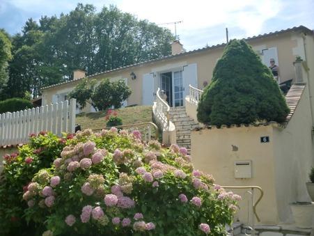 vente maison BONNES 120m2 202000€