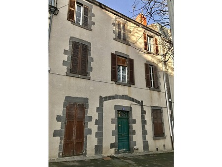 Achat maison RIOM 260 m²  288 000 €