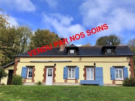 vente maison LISIEUX 103m2 189900€