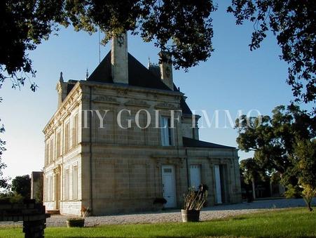 Vendre chateau Bordeaux 3 780 000  €
