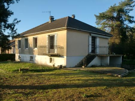 vente maison POUILLE 100m2 139000€