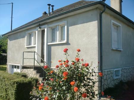 vente maison LEIGNES SUR FONTAINE 70m2 88000€