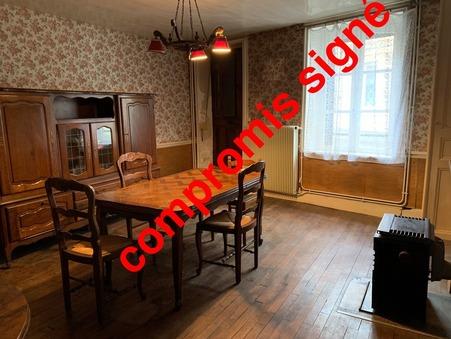 vente maison Deville 102.3m2 36000€