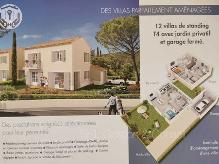 Vends maison pertuis  299 000  €