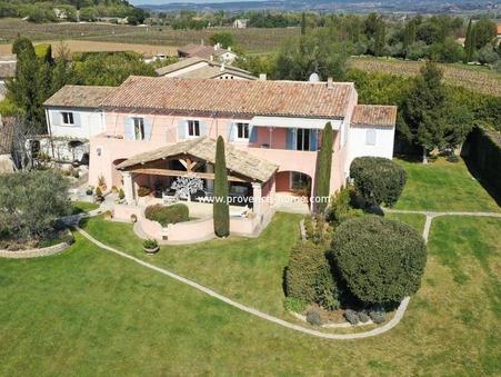 Vendre maison menerbes 1 590 000  €