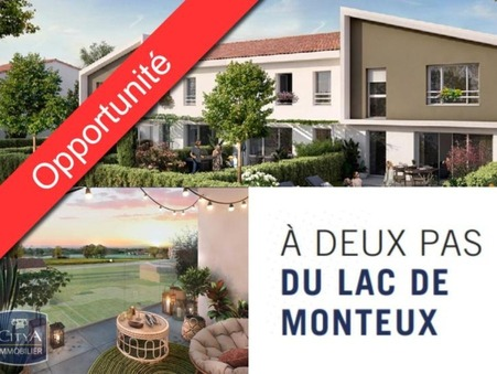 Achat appartement monteux  114 000  €
