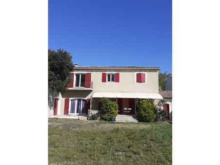 Vends maison vedene  440 000  €