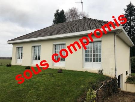 vente maison LISIEUX 83m2 195000€
