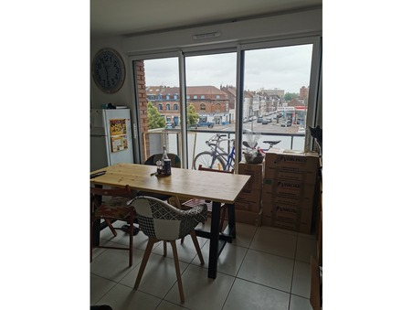 location appartement ARMENTIERES 524 €