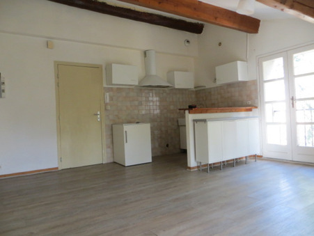 location appartement ORNAISONS 56m2 470€
