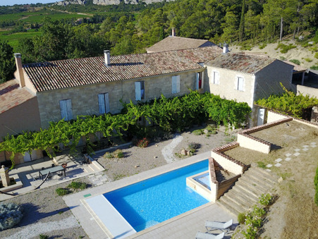 vente maison ARMISSAN 3 780 000  € 5980 m²