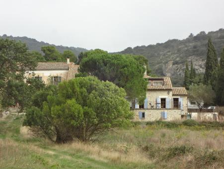 vente maison LAGRASSE 560m2 1272000€