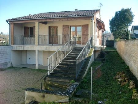 vente maison CHAUVIGNY 100m2 153000€