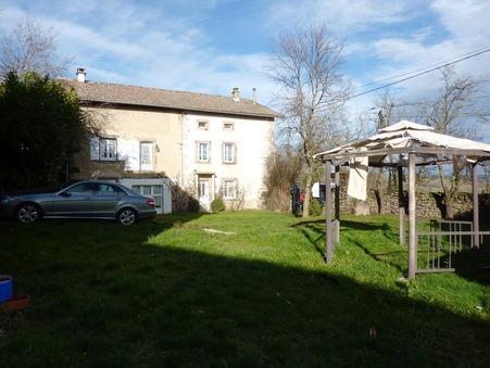 vente maison RETOURNAC 140m2 92000€