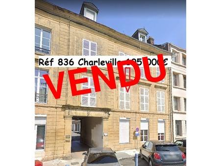 vente maison CHARLEVILLE MEZIERES 100m2 125000€