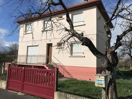A vendre maison Saint-Pourçain-sur-Sioule 130 m²  131 250  €