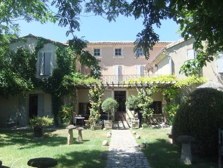 Vente maison PERNES LES FONTAINES 335 m² 1 365 000  €