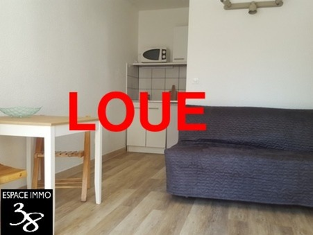 Loue appartement GRENOBLE 21 m²  430  €
