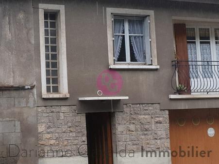 vente maison DECAZEVILLE 82m2 34200€