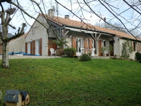 vente maison BONNES 134m2 224000€