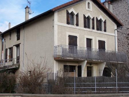vente maison VOREY 210m2 96000€