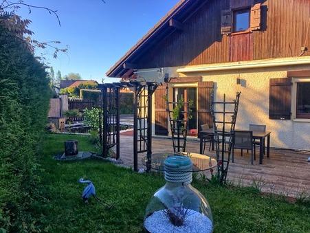 vente maison LA ROCHE SUR FORON 120m2 410000€