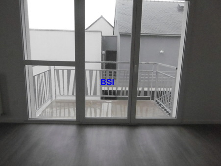 location appartement BREST 58.5m2 597€