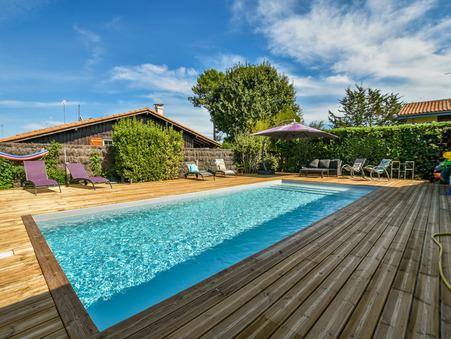 Vends maison GUJAN MESTRAS  550 000  €