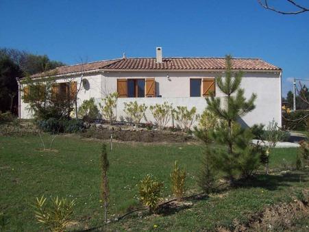 vente maison AIGUES VIVES 100m2 245000€