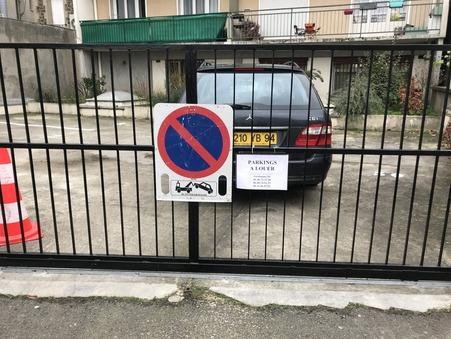 Loue parking FONTENAY SOUS BOIS 0  €