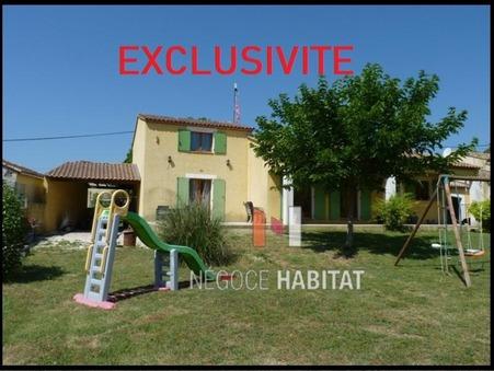 vente maison salinelles 130m2 299000€