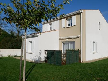 vente maison Saint-Sulpice-de-Royan 117m2 291172€