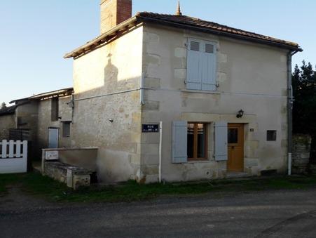 vente maison SAINT-JULIEN-L-ARS 54m2 109500€