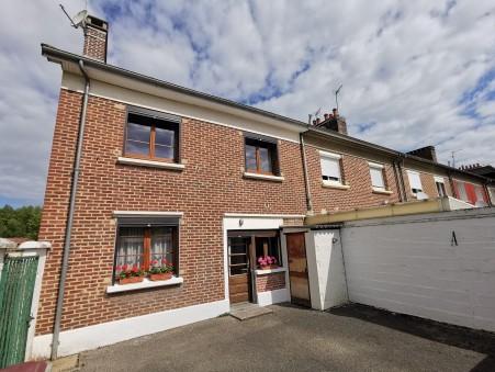 Achat maison ABBEVILLE 90 m²  127 200  €