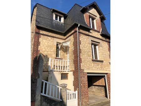 vente maison LISIEUX 70m2 159000€