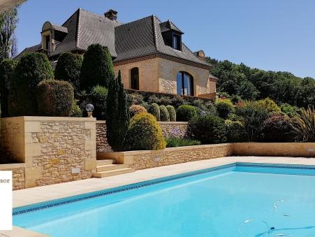 vente maison CASTELS  745 500  € 290 m�