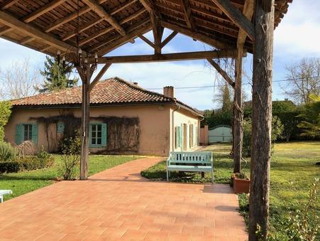 vente maison L'ISLE EN DODON 155m2 275000€