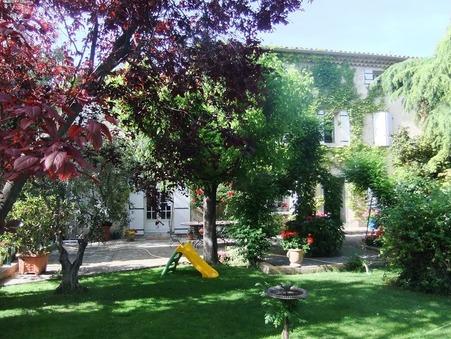 vente maison PERNES LES FONTAINES 270m2 698000€