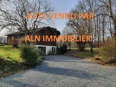 vente maison Saint-Yrieix-la-Perche 101m2 140000€