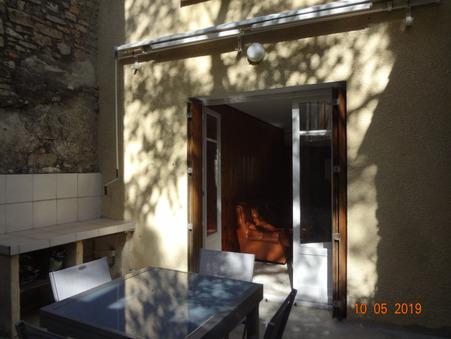 vente maison VILLENEUVE LES CORBIERES 120m2 109000€