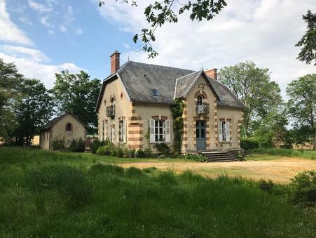 vente maison BOURGES 230m2 231000€