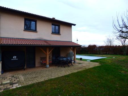 vente maison MEXIMIEUX 120m2 375000€